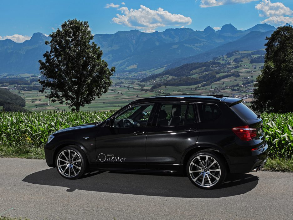 Bmw X1 By D 228 Hler Tuning Panoramauto