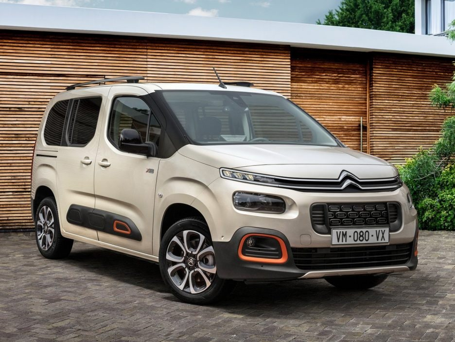 nuova citroen berlingo 2018 anteprime panoramauto. Black Bedroom Furniture Sets. Home Design Ideas
