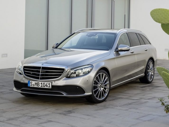 Mercedes-Benz Classe C restyling 2018