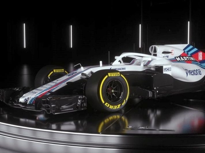 Williams FW41: la F1 per il Mondiale 2018