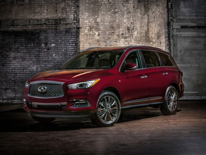 Infiniti QX60 e QX80: a New York le Limited edition