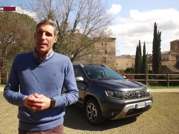 Dacia Duster 2018 1.5 dCi 4x4 Prestige, la video-prova