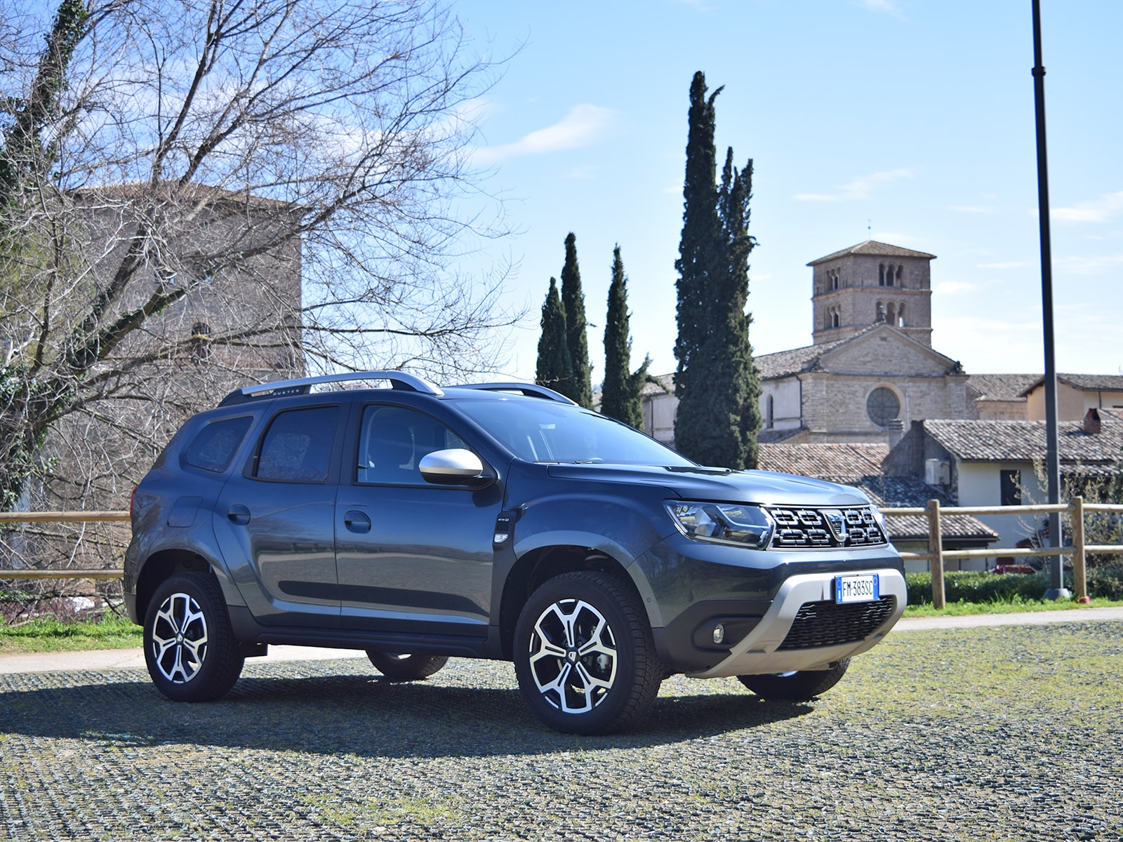 dacia duster 2018 1 5 dci 4x4 prestige il test prova su strada panoramauto. Black Bedroom Furniture Sets. Home Design Ideas