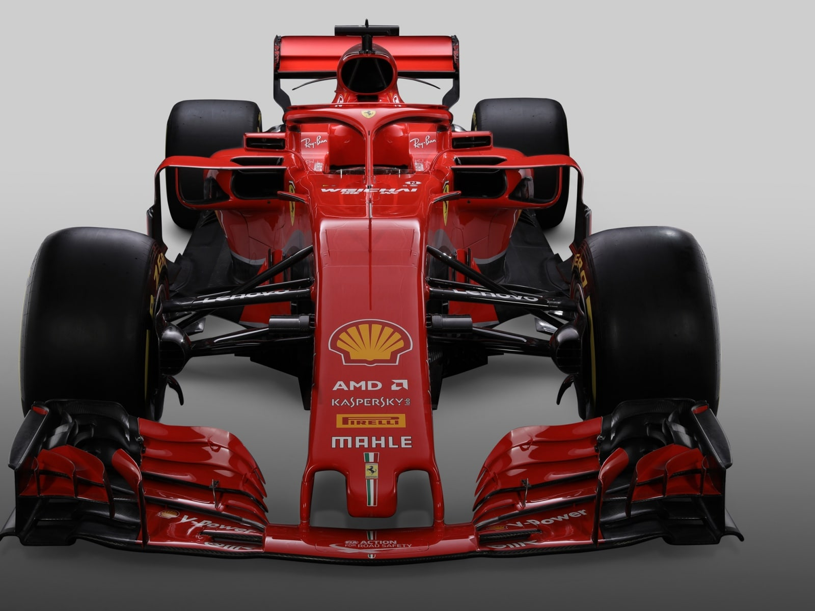 ferrari sf71h la f1 di maranello per il 2018 formula 1 panoramauto. Black Bedroom Furniture Sets. Home Design Ideas
