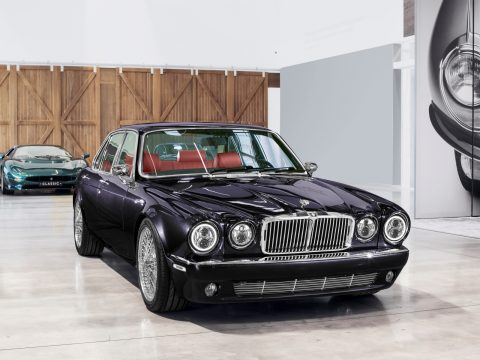 Jaguar XJ Greatest Hits