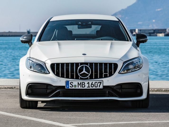 Mercedes-AMG C63: il restyling a New York