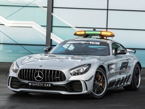 Mercedes GT AMG R Safety Car F1 2018