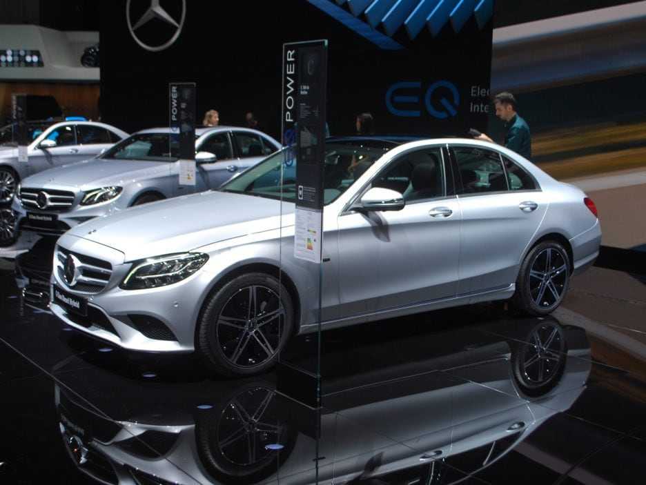 mercedes a ginevra 2018 le altre novit ginevra 2018 le foto dagli stand panoramauto. Black Bedroom Furniture Sets. Home Design Ideas