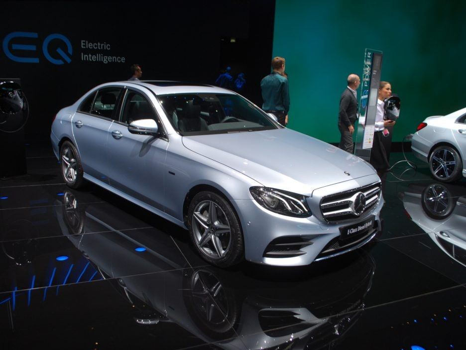 Mercedes classe C restyling - Ginevra 2018