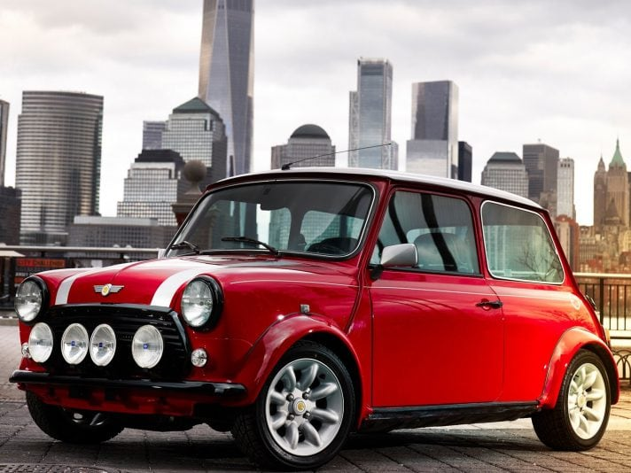 Mini: a New York la classica elettrica