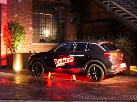 T-Roc_Automotive Partner The Voice