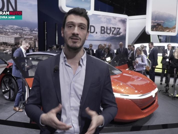 Volkswagen a Ginevra (VIDEO)