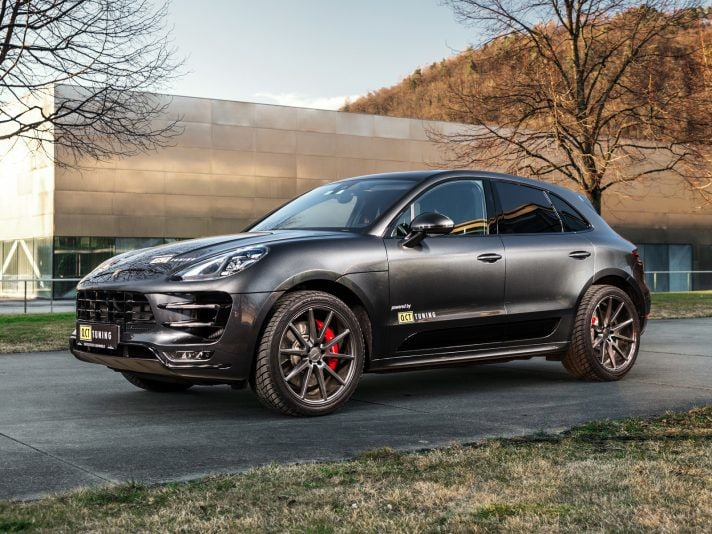 Porsche Macan by O.CT Tuning