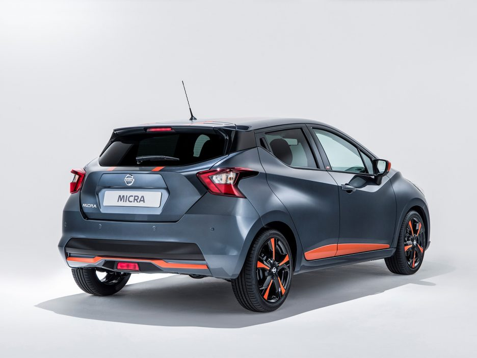 Nissan unveils premium new Micra BOSE® Personal® Edition at Ge