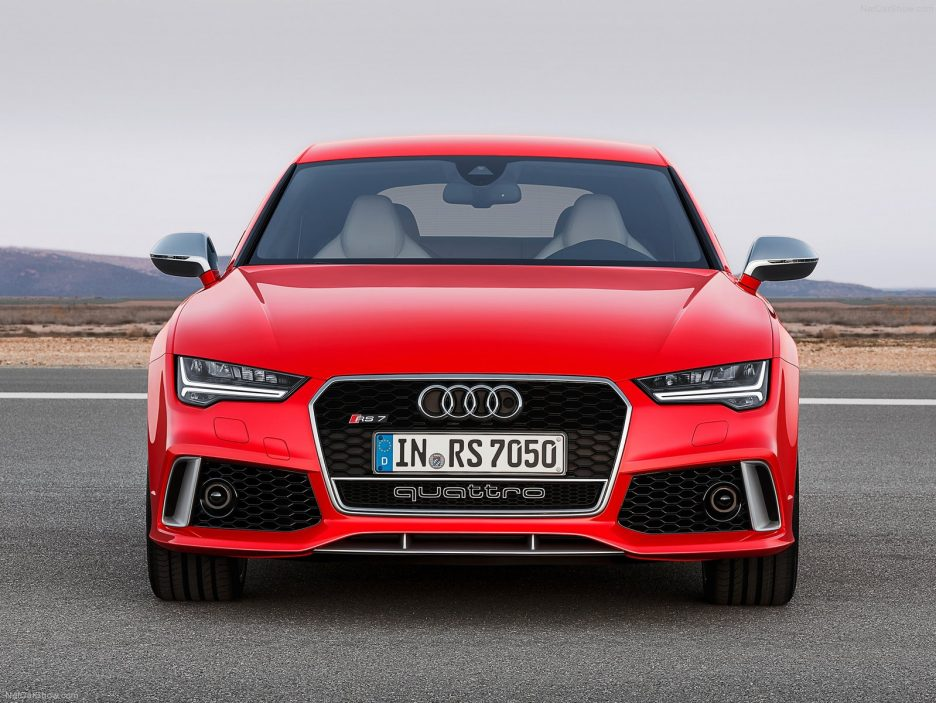 Audi RS7 Sportback restyling frontale