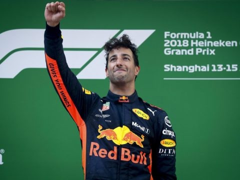 Formula One Grand Prix of China