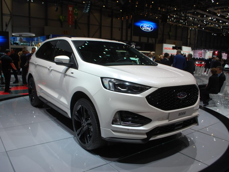 Ford Edge restyling 2 - Ginevra 2018