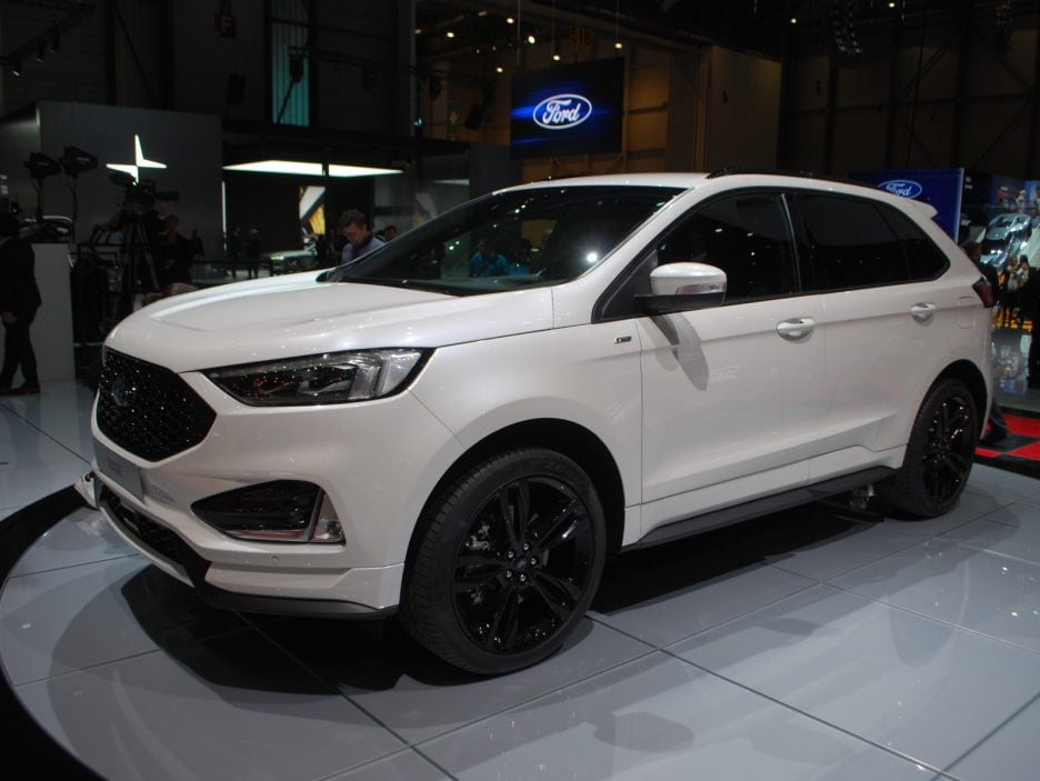 Ford Edge restyling - Ginevra 2018