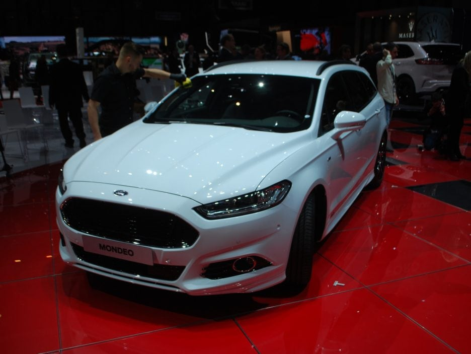 Ford Mondeo SW - Ginevra 2018