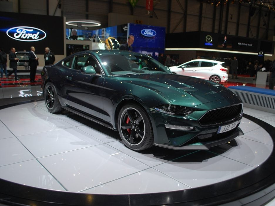 Ford Mustang Bullitt Limited Edition 2 - Ginevra 2018