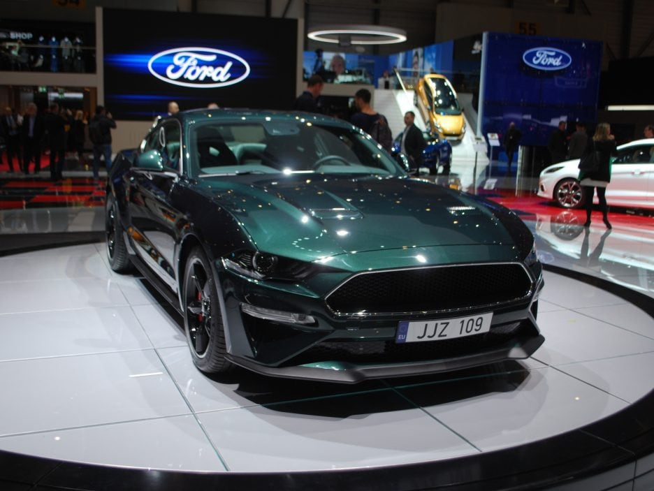 Ford Mustang Bullitt Limited Edition - Ginevra 2018