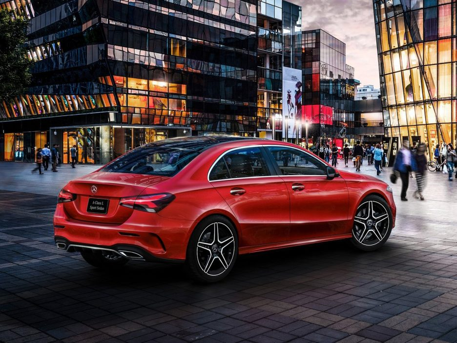 Mercedes-Benz Classe A L Sedan