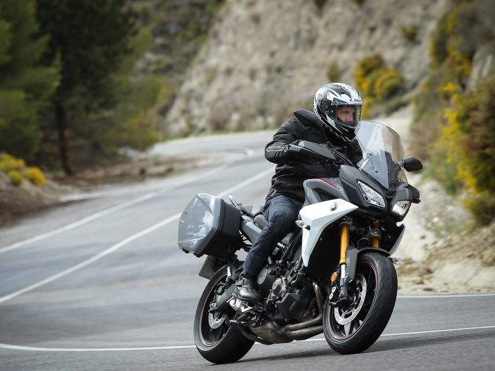 Yamaha Tracer 900 e 900 GT 2018: il test