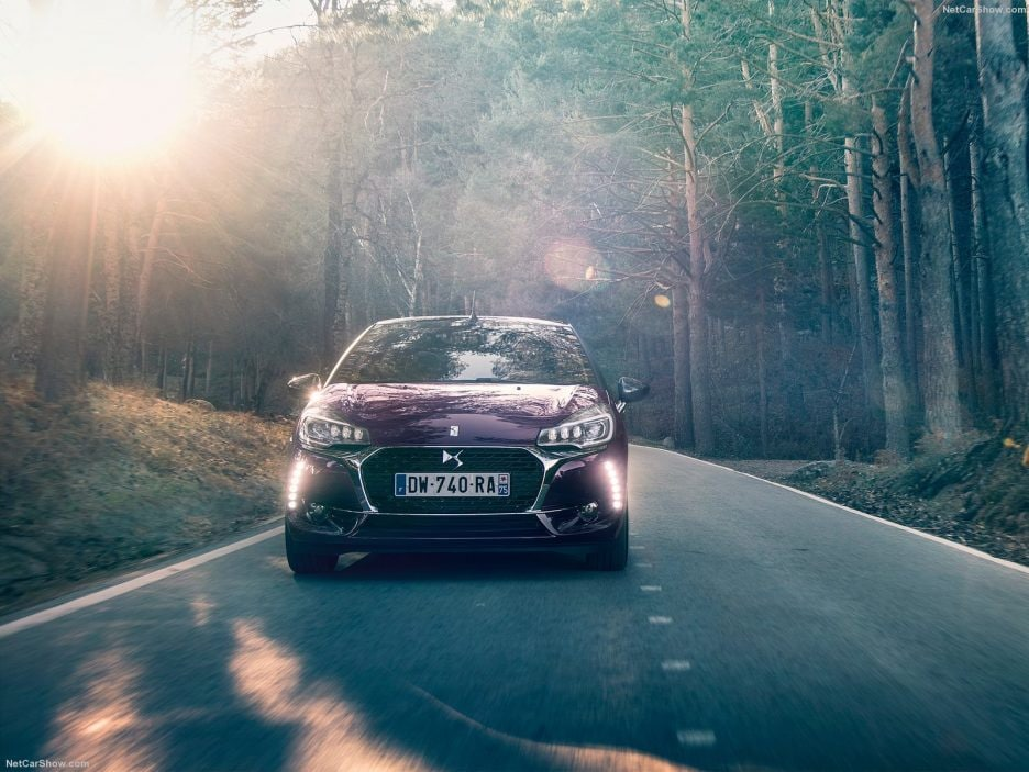 DS 3 Cabrio restyling frontale