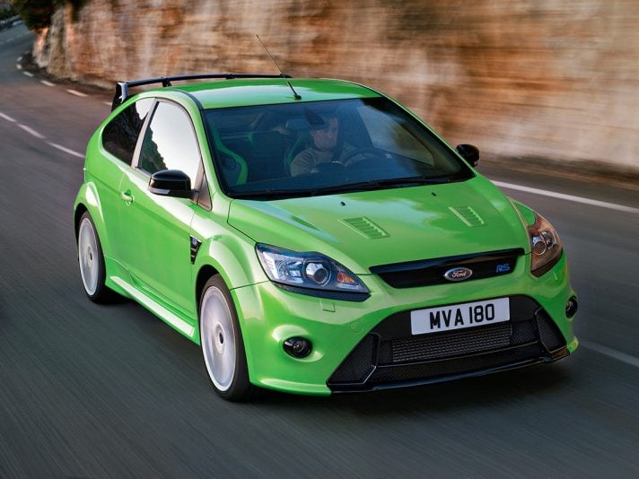 Auto Sportive Usate: Ford Focus RS Mk2