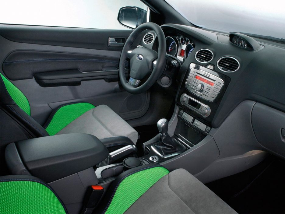 Ford Focus RS Mk2 4