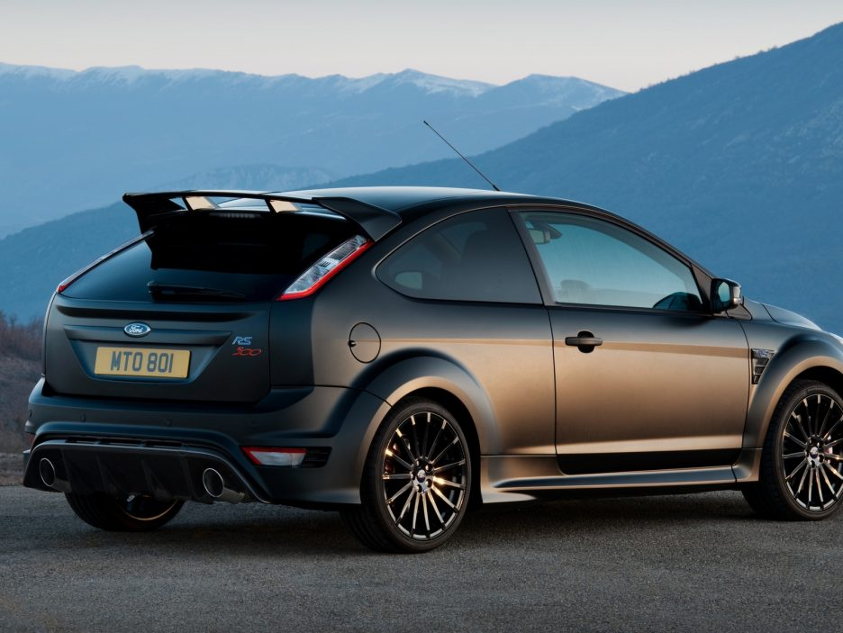 Ford Focus RS Mk2 5