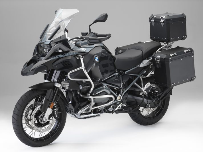 "BMW R 1200 GS, i nuovi accessori ""Edition Black"""