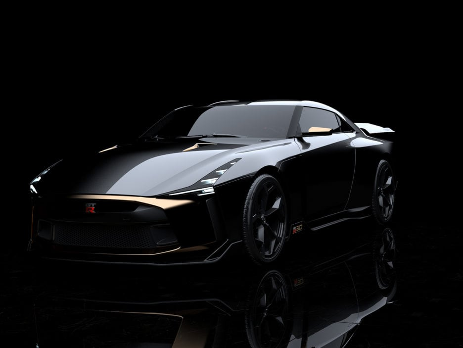 2018 06 26 Nissan GT-R50 by Italdesign EXTERIOR IMAGE 1-source
