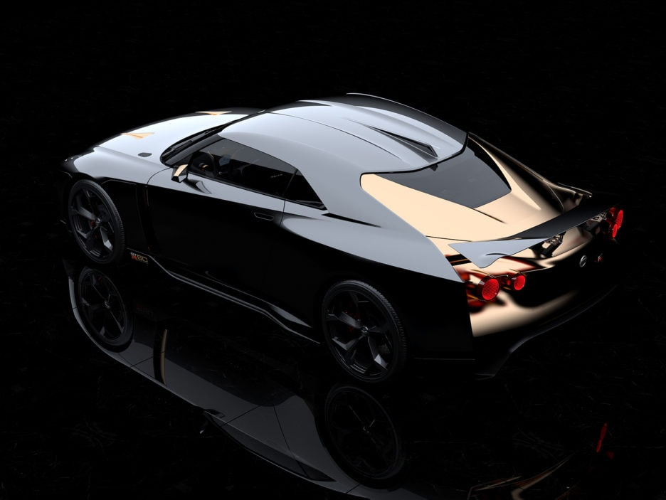 2018 06 26 Nissan GT-R50 by Italdesign EXTERIOR IMAGE 2-source