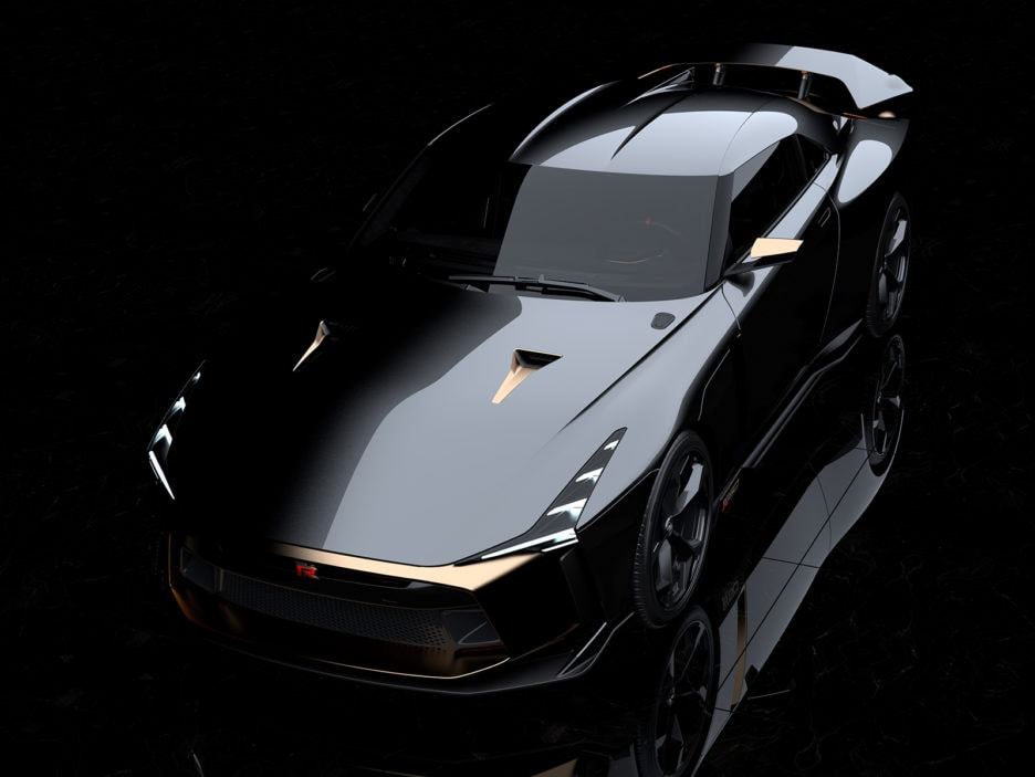 2018 06 26 Nissan GT-R50 by Italdesign EXTERIOR IMAGE 3-source