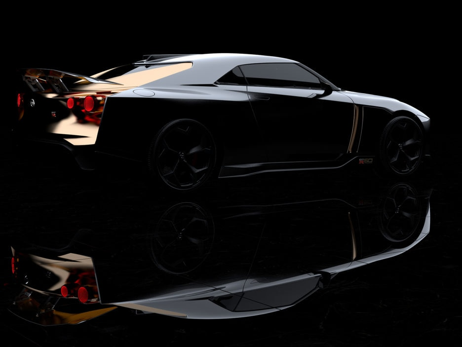2018 06 26 Nissan GT-R50 by Italdesign EXTERIOR IMAGE 4-source