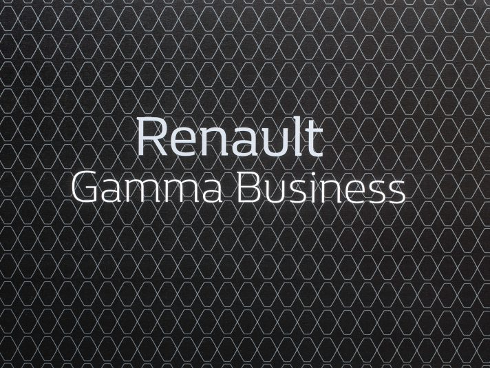 Renault: la gamma Business