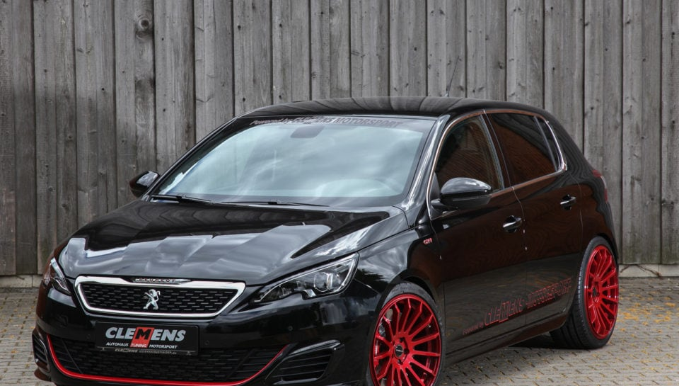 Peugeot 308 GTI by Clemens - Tuning - Icon Wheels