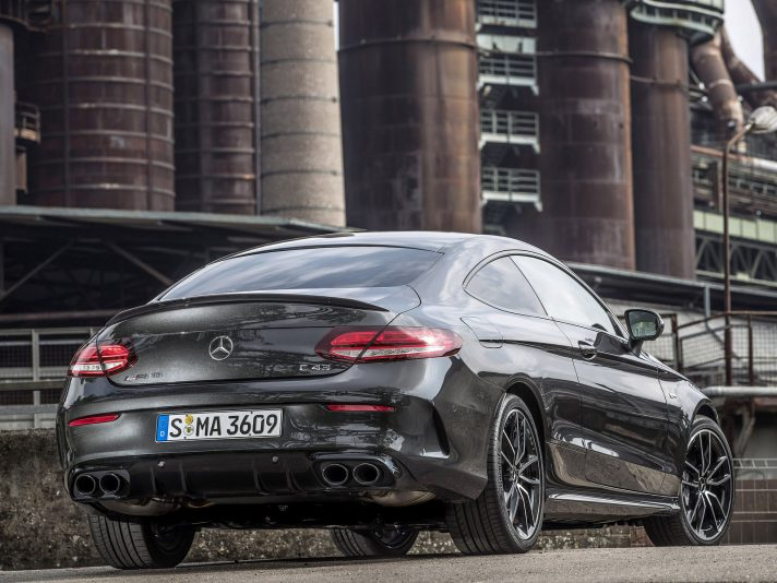 Mercedes Classe C Restyling 2018