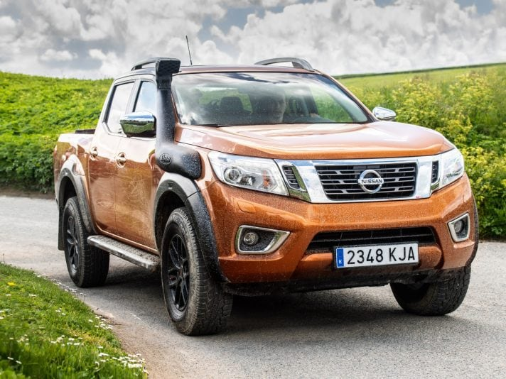 Nissan Navara Off-Roader AT32: il pick-up estremo che non vedremo in Italia