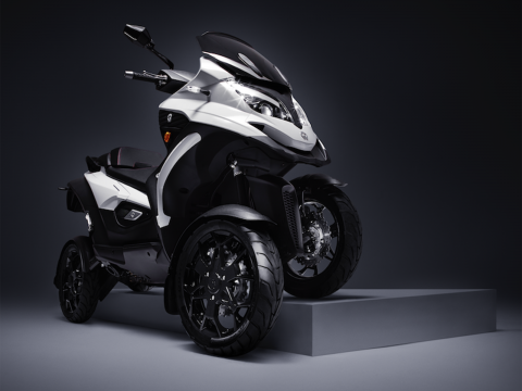 QOODER di Quadro Vehicles S.A.