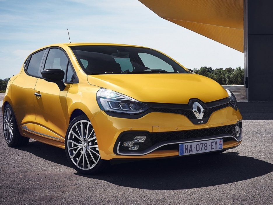 Renault Clio RS terza generazione restyling