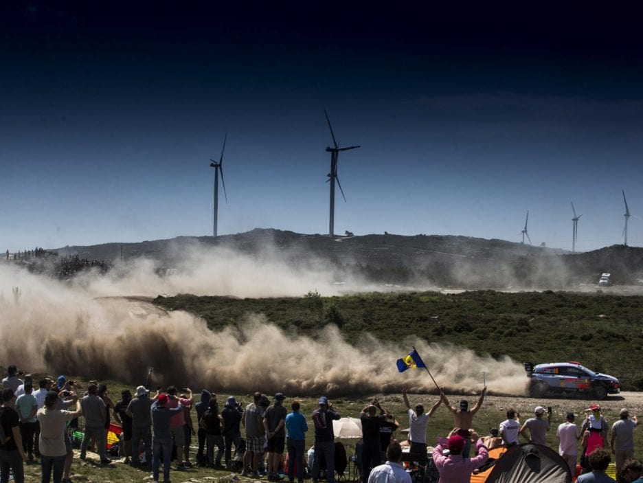 Rally of Portugal 2018