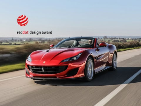 Ferrari_Portofino_Red_Dot