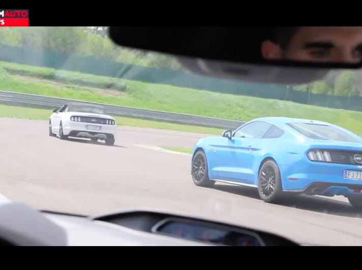 Ford Driving University, il video