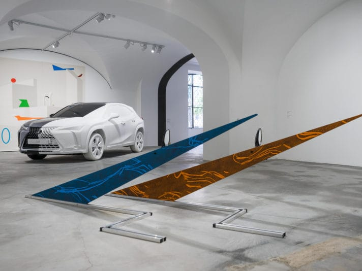 "Apre a Lisbona ""UX Art Space By Lexus"""