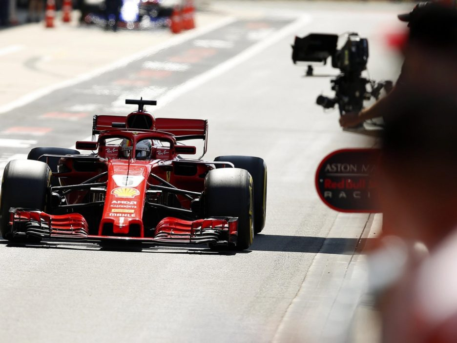 Formula One Grand Prix of Great Britainifying