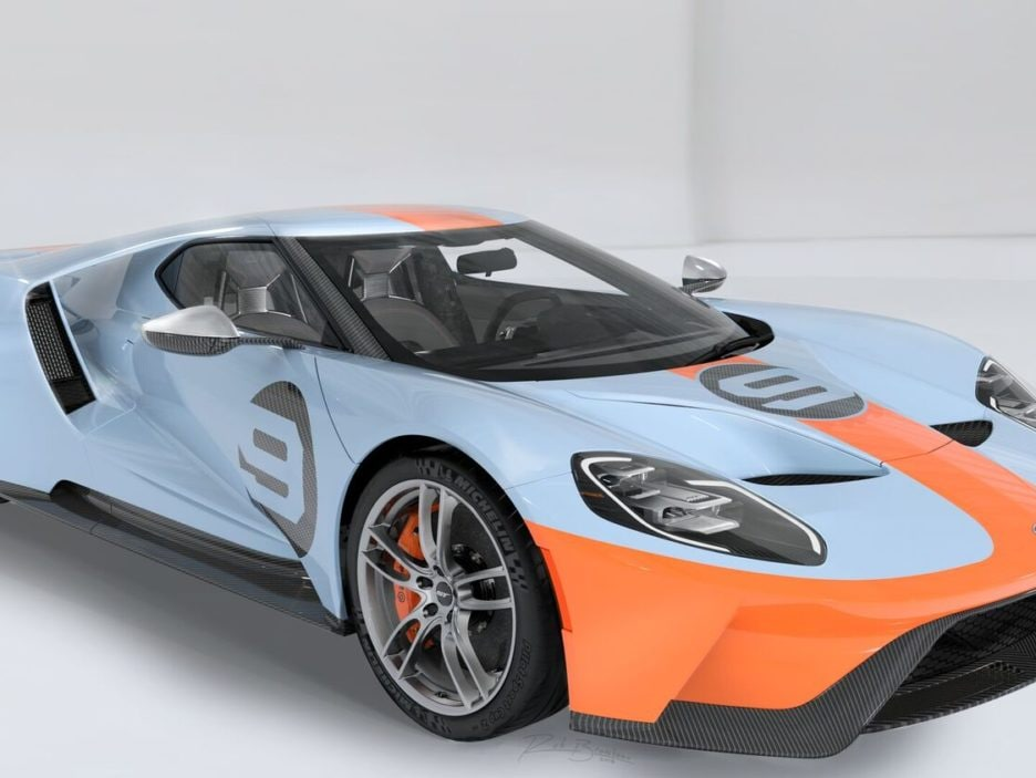 GT Heritage Edition 1