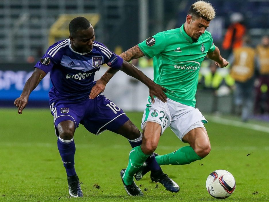 RSC Anderlecht vs AS Saint-Etienne