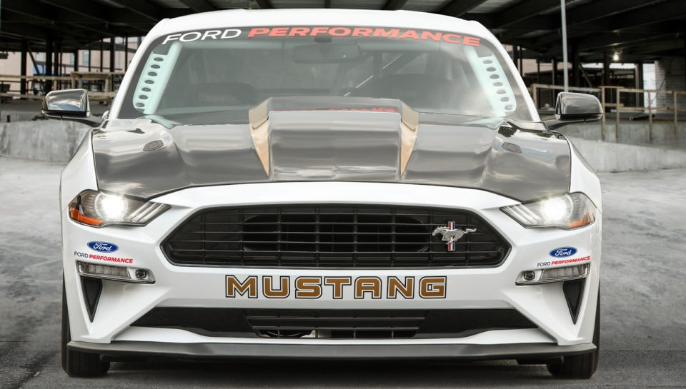 Ford 50th Anniversary Mustang Cobra Jet